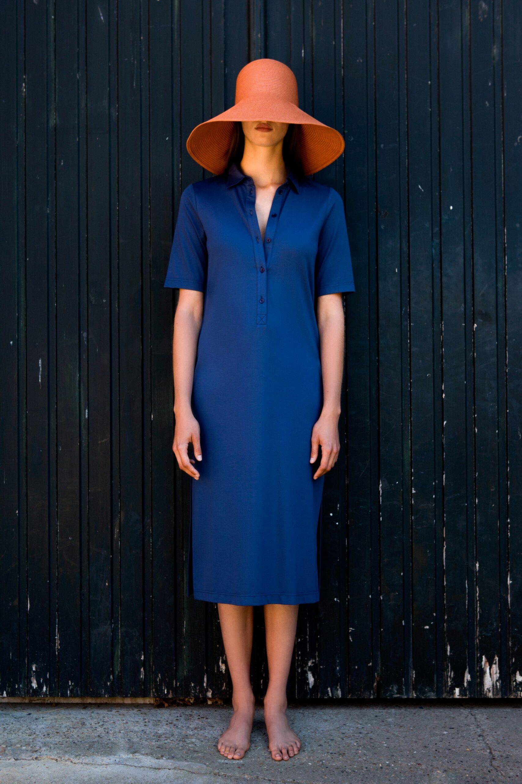 FAM-aurora-dress-stretch-jersey-blue