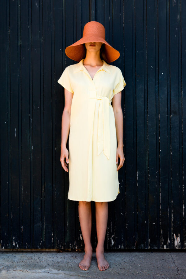 Marielou Bright Yellow